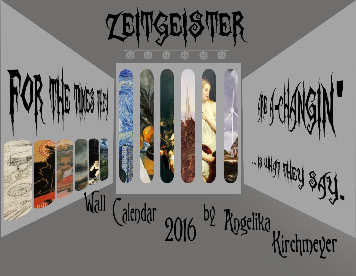 Zeitgeister - For the times they are a-changin'